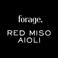 Red-miso-aioli